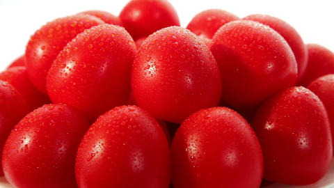 Red tomato Stock Video Footage