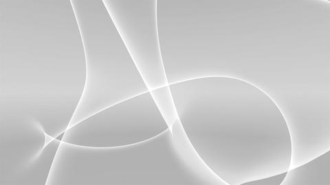 Abstract white animated background Animation