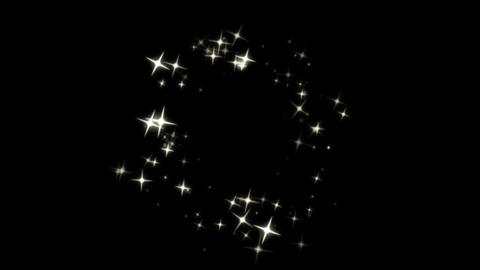 star ring 001 Stock Video Footage