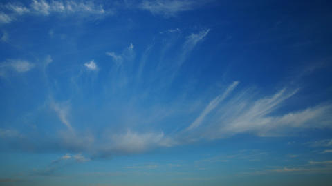 Sunset sky Stock Video Footage
