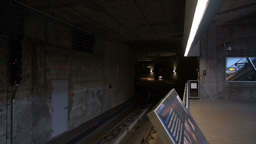 Pittsburgh Subway Stock Video Footage