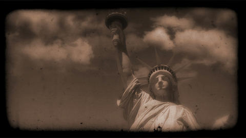 Statue of liberty Animation