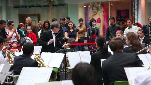 Orchestra Footage