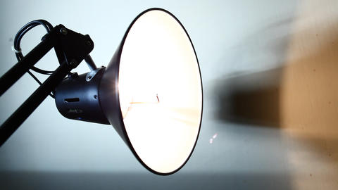 Video Light stock footage