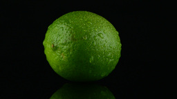 Green lime Stock Video Footage