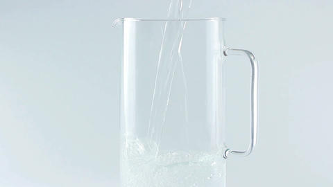 Pouring Water stock footage