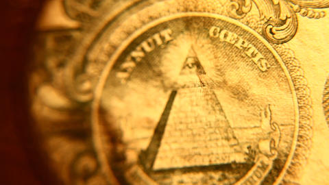 Us Dollar stock footage