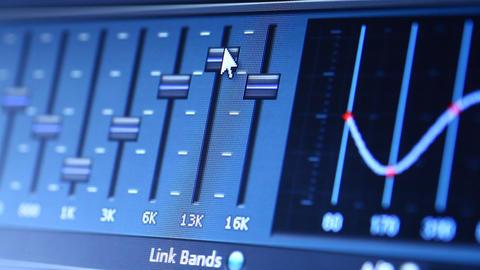 Audio amp Stock Video Footage