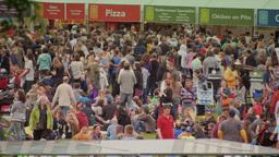 Arts Festival People Footage