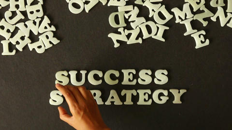 Success Strategy Footage
