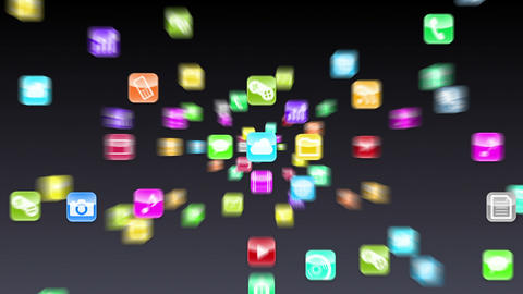 Smart Phone apps G Fb 1 HD Animation