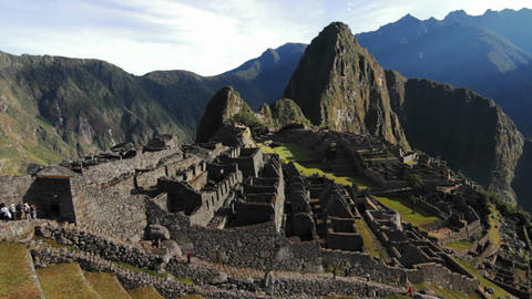 Classic Machu Picchu Footage