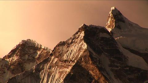Himalayan peaks Footage