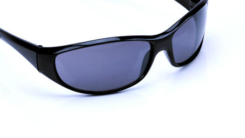 03930209SUNGLASSES5D Stock Video Footage