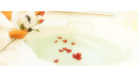 Commercial collection of health & beauty spa scenes/images Stock Video Footage
