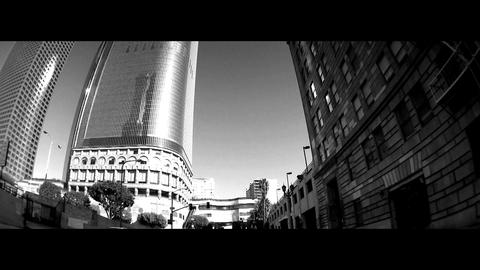Monchrome commercial collection of business travel &... Stock Video Footage