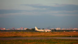 Taxiing Stock Video Footage