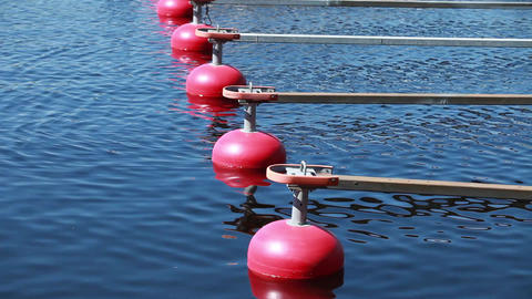 red buoy Footage