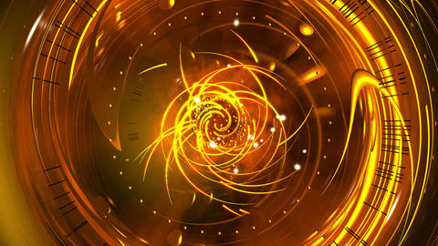 Electric Abstract Ball Stock Video Footage