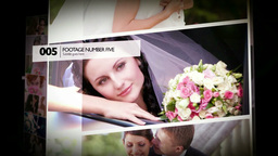 wedding 037 Apple Motion Template