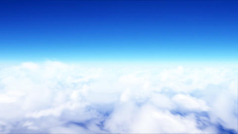 sea of clouds Animation