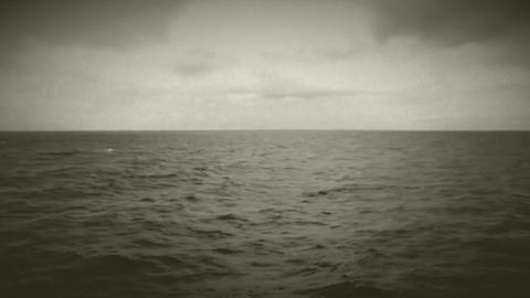 sea vintage Footage