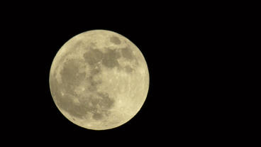 2012 Supermoon Large Bright Moon 24P Footage
