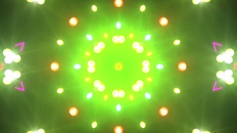 Disco Wall SN A 1b HD Stock Video Footage