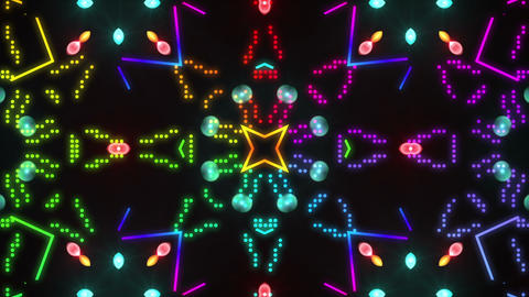 Disco Wall SN A 1d HD Animation