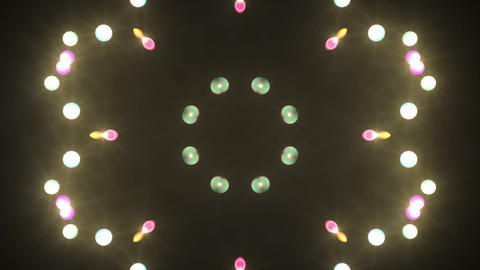 Disco Wall SN A 1f HD Animation