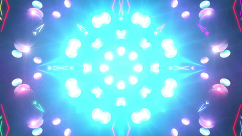 Disco Wall SN A 2b HD Animation
