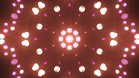 Disco Wall SN A 4f HD Stock Video Footage