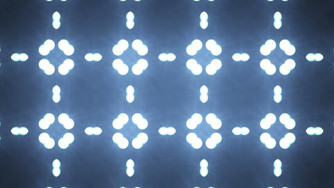 Disco Wall SN A 5h HD Stock Video Footage