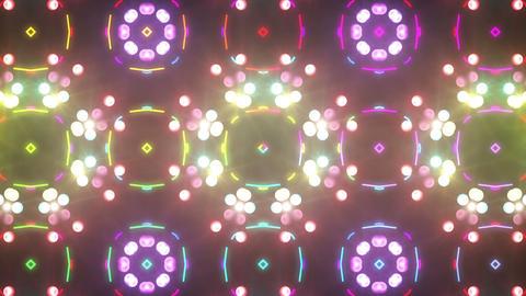 Disco Wall SN A 7b HD Stock Video Footage
