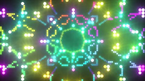 Disco Wall SN B 1a HD Stock Video Footage