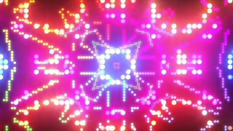 Disco Wall SN B 1c HD Stock Video Footage