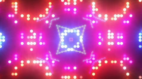 Disco Wall SN B 1g HD Stock Video Footage