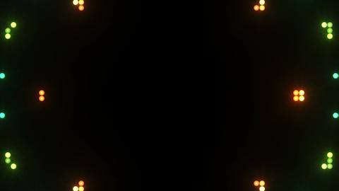 Disco Wall SN B 2e HD Stock Video Footage