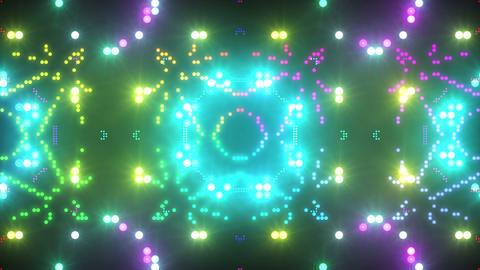 Disco Wall SN B 3c HD Stock Video Footage
