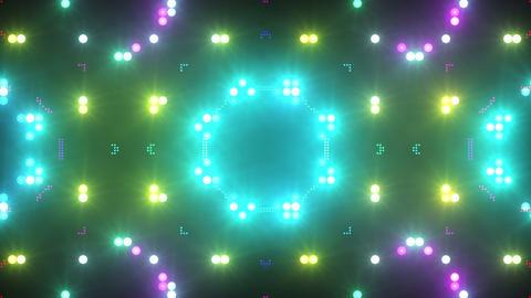 Disco Wall SN B 3g HD Stock Video Footage