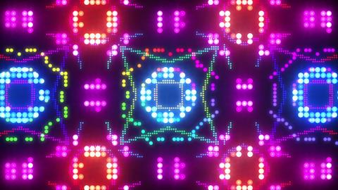 Disco Wall SN B 5a HD Stock Video Footage