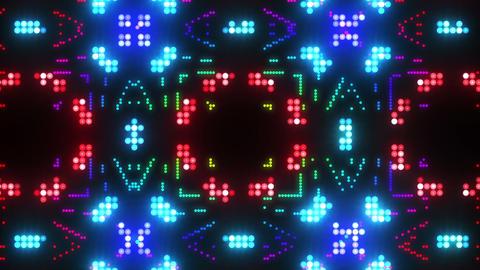 Disco Wall SN B 8a HD Stock Video Footage