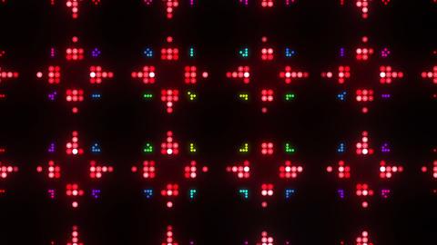 Disco Wall SN B 8c HD Stock Video Footage