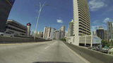 Panama City, Panama - CIRCA 2013: Stunning view ov Stock Video Footage