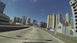 Panama City, Panama - CIRCA 2013: Stunning view ov Footage