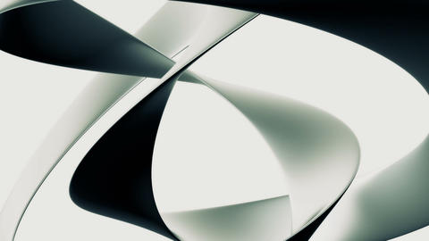 Abstract Sweep White Stock Video Footage