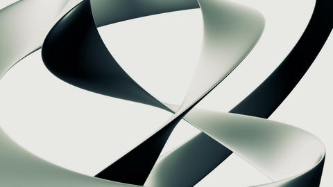 Abstract Sweep White Animation
