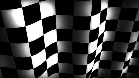 Checkerflag Stock Video Footage