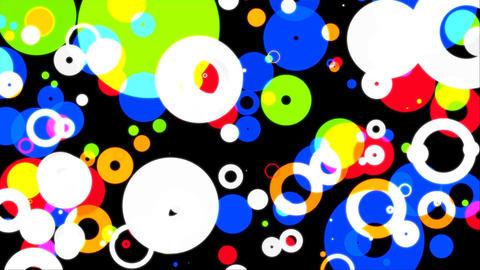 Circular Disco Stock Video Footage