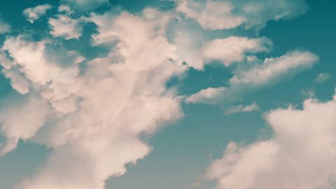 CloudLoop Stock Video Footage